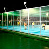 Level 5 Floodlit Football/Basketball Court
